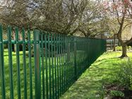 Powder Coated Palidade Fencing supplier
