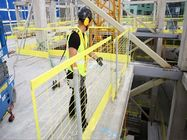 Edge Steel Mesh Barrier Protection Safety Fence supplier