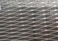 Knotted Type SS316 With Black Oxide Finished Wire Rope Mesh Fencing supplier