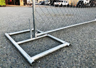 Chain Link Temporary Panels 8'x10' and 8'x12' supplier