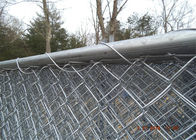 Temporary Panels 6'x12' 35mm tube Mesh 60mm*60mm Chain wire supplier