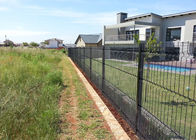 Boundary Wall Fence High security 358 Anti climb Wire Mesh Fence supplier