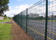 358 Wire Mesh Fence Panels 4000mm Height Fence Panels supplier