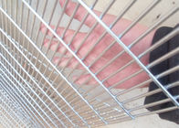 High Security Prison Anti -Cut Wire Fencing Panels Anti-Climb Security Resisdential Fence supplier