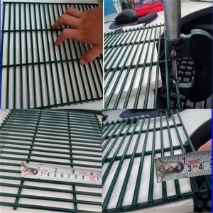 358 high security fence /Small hole 358 fence with factory price