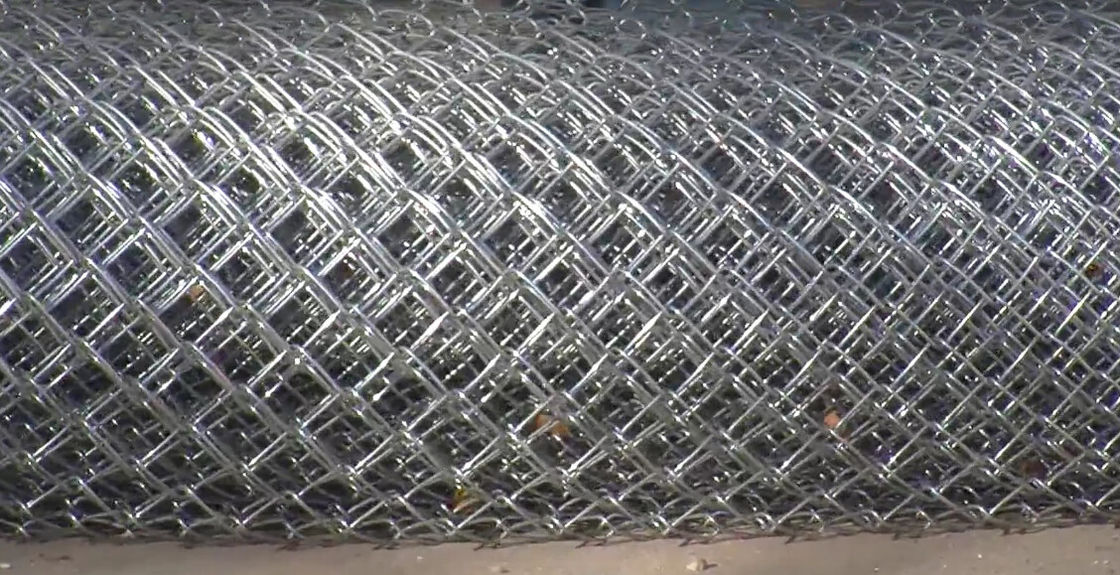 chain wire fence gate for sale