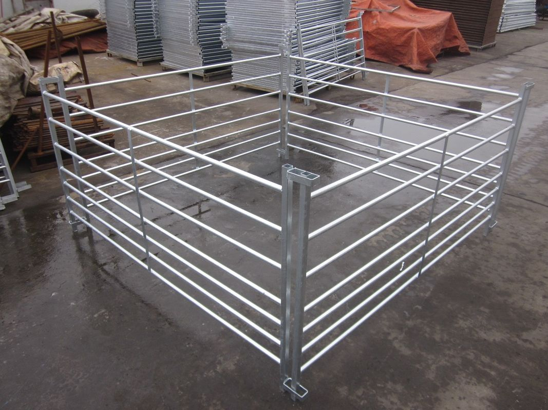 Heavy Duty Galvanized Livestock Cattle Panel Used Corral