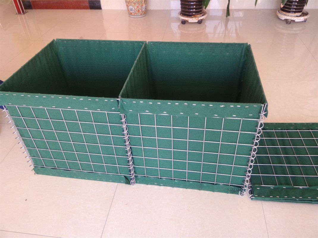 Military Hesco barrier FOR SALE supplier