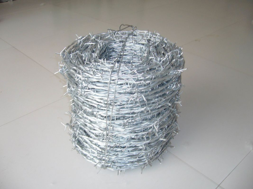 Barbed Wire/High Tensile Standard Barbed Wire can customized supplier