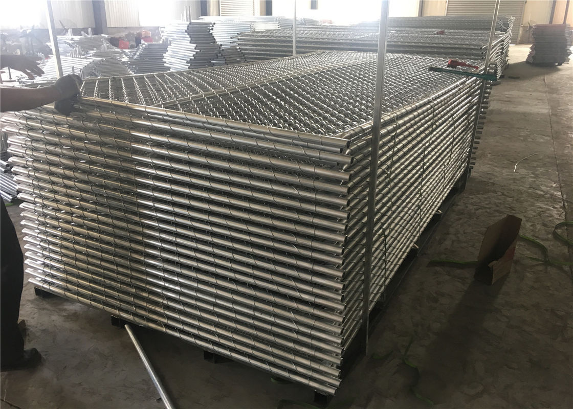 Temporary Chain Link Fence Panels 4 6 8 Optional Width