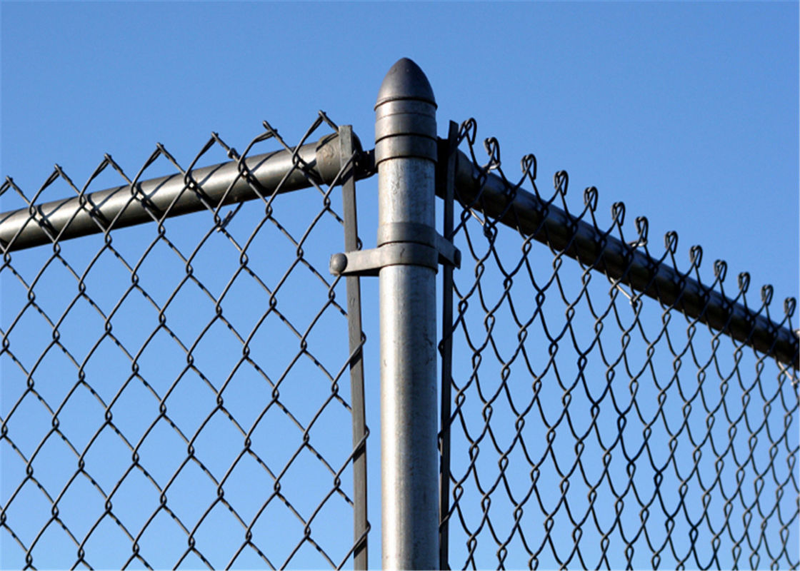 "3'height x 50' width Chain link, 2""(50mm) mesh x 9 gauge(3.4mm) galvanized wire, or vinyl coated h ASTM-A392-81-Class 1. supplier"