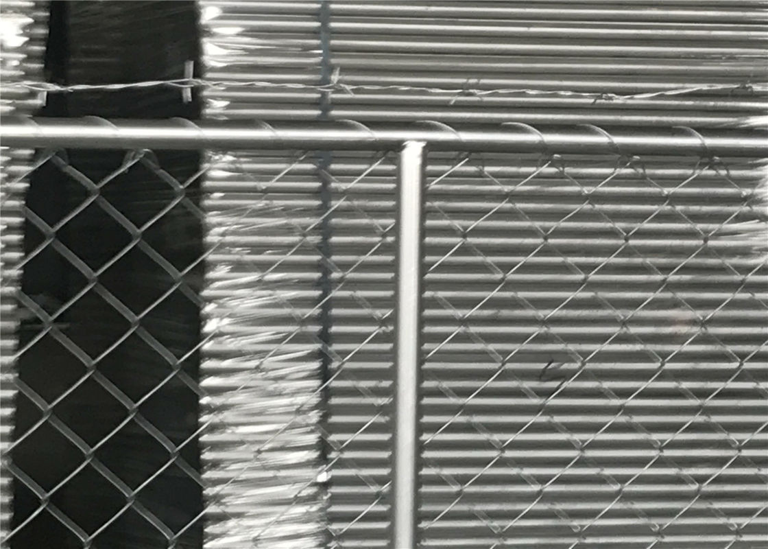 6'x12' temporary construction fence panels tubing 41.2x2.0mm wall thick mesh 57mmx57mm x 11ga dia supplier
