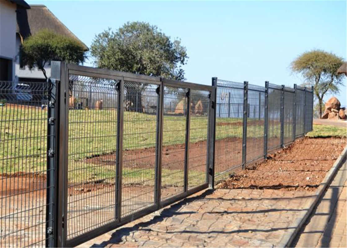 Security fencing military fence high