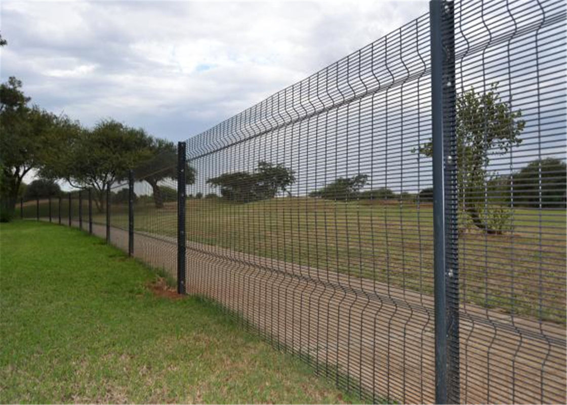 High Security Wire Fence ,Welding wire Mesh Anti Cut and Climb 358 high security wire fence supplier