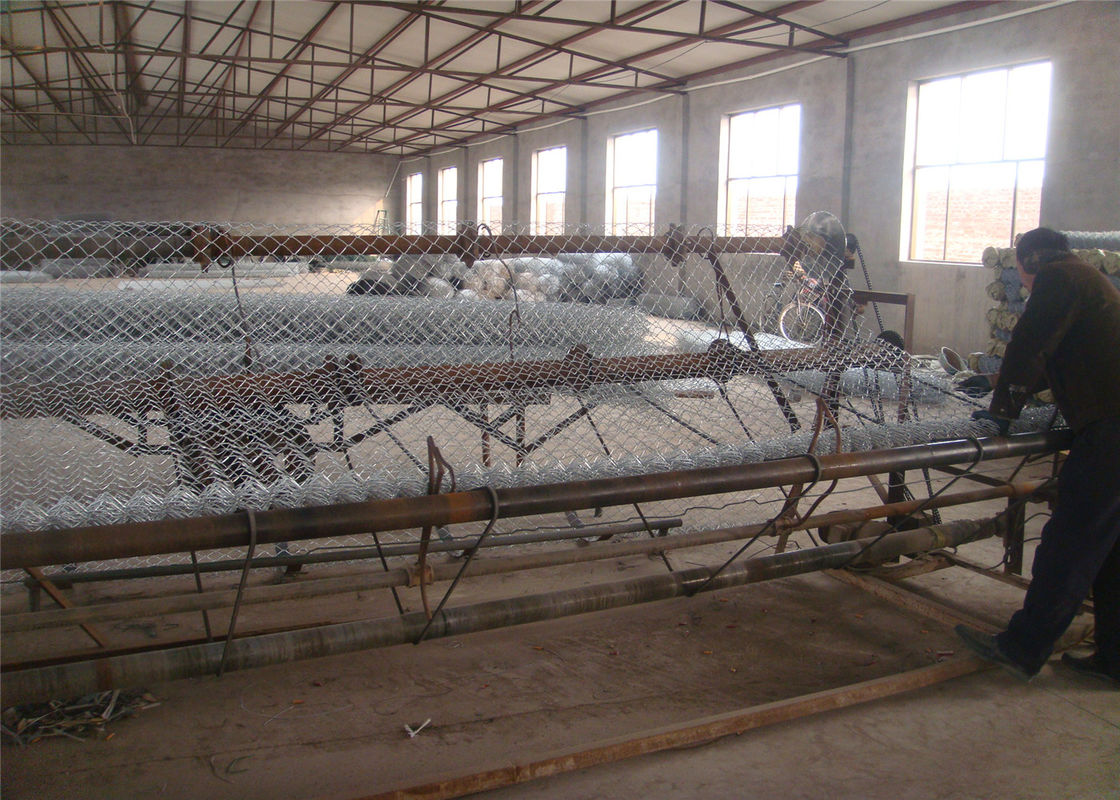 PVC Coated Chain Wire Fence For Sale supplier