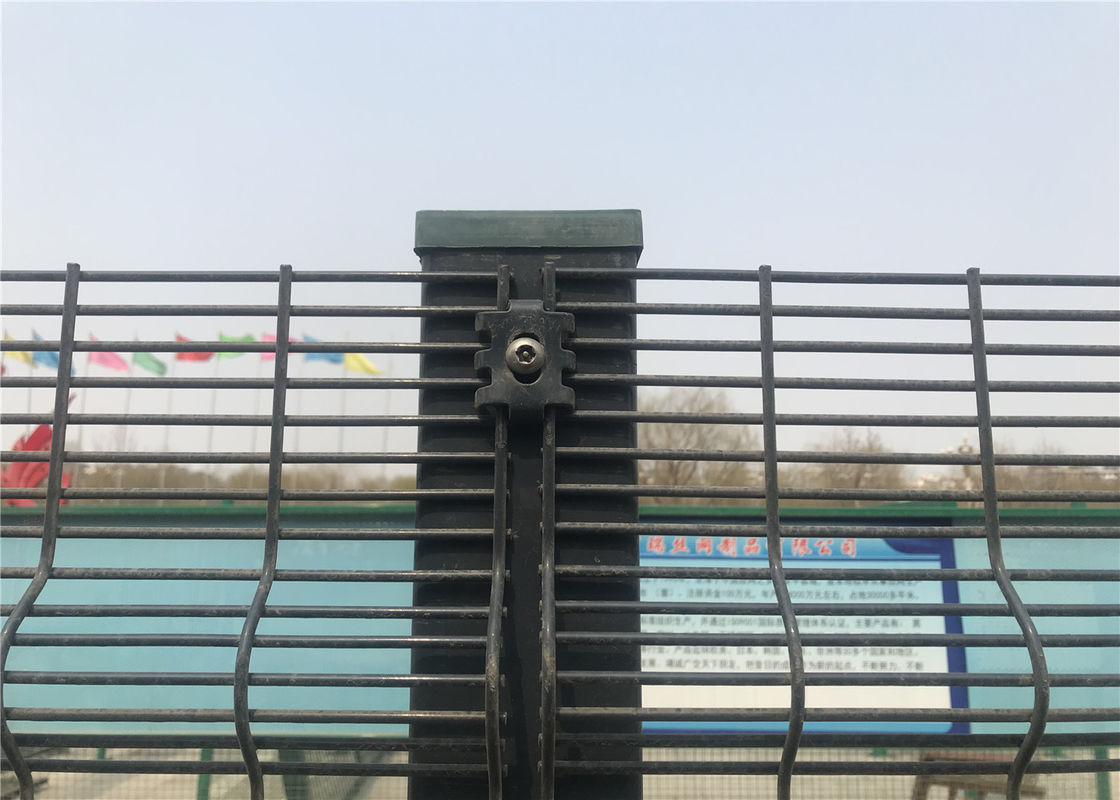 358 High Security Mesh Fence anti climb mesh fence supplier