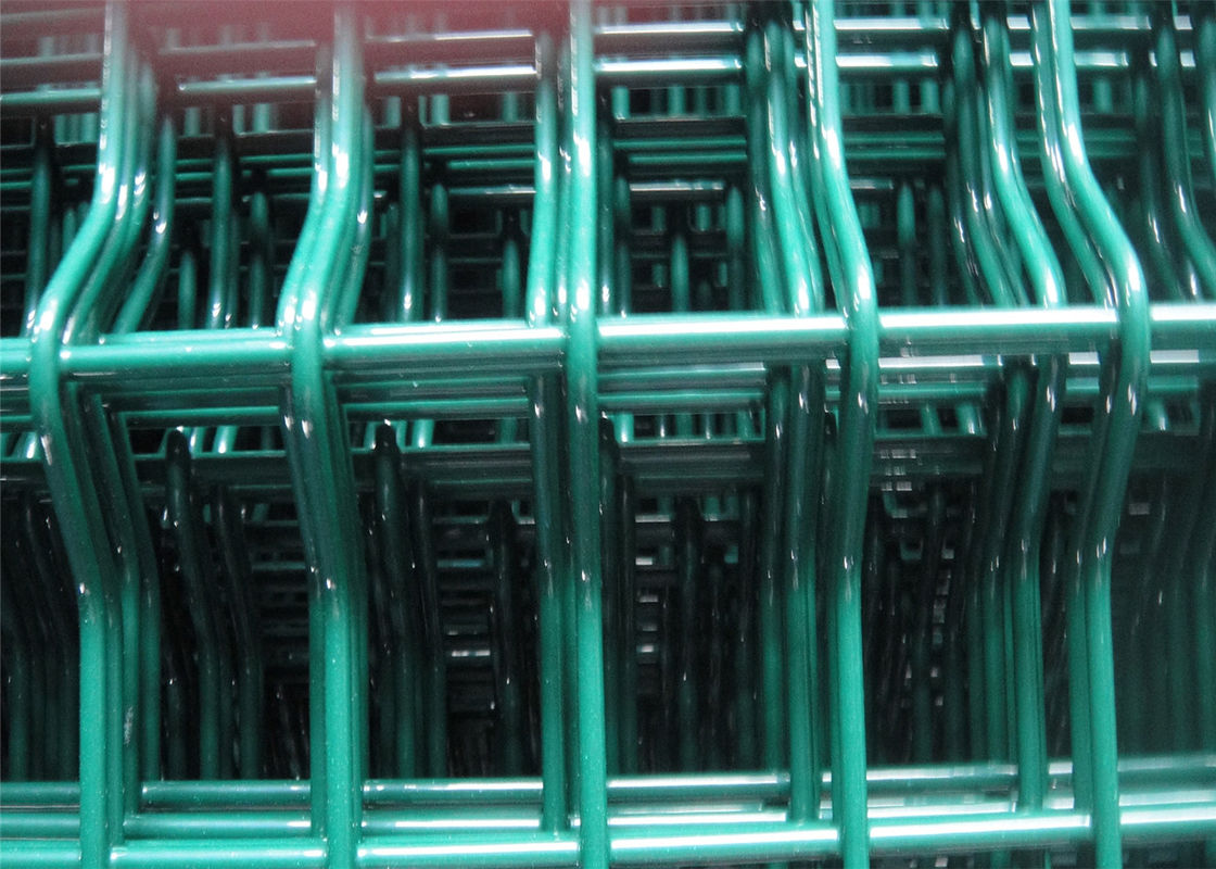 protection fence / artistic mesh fence / welded wire mesh fence panels in 12 gauge supplier
