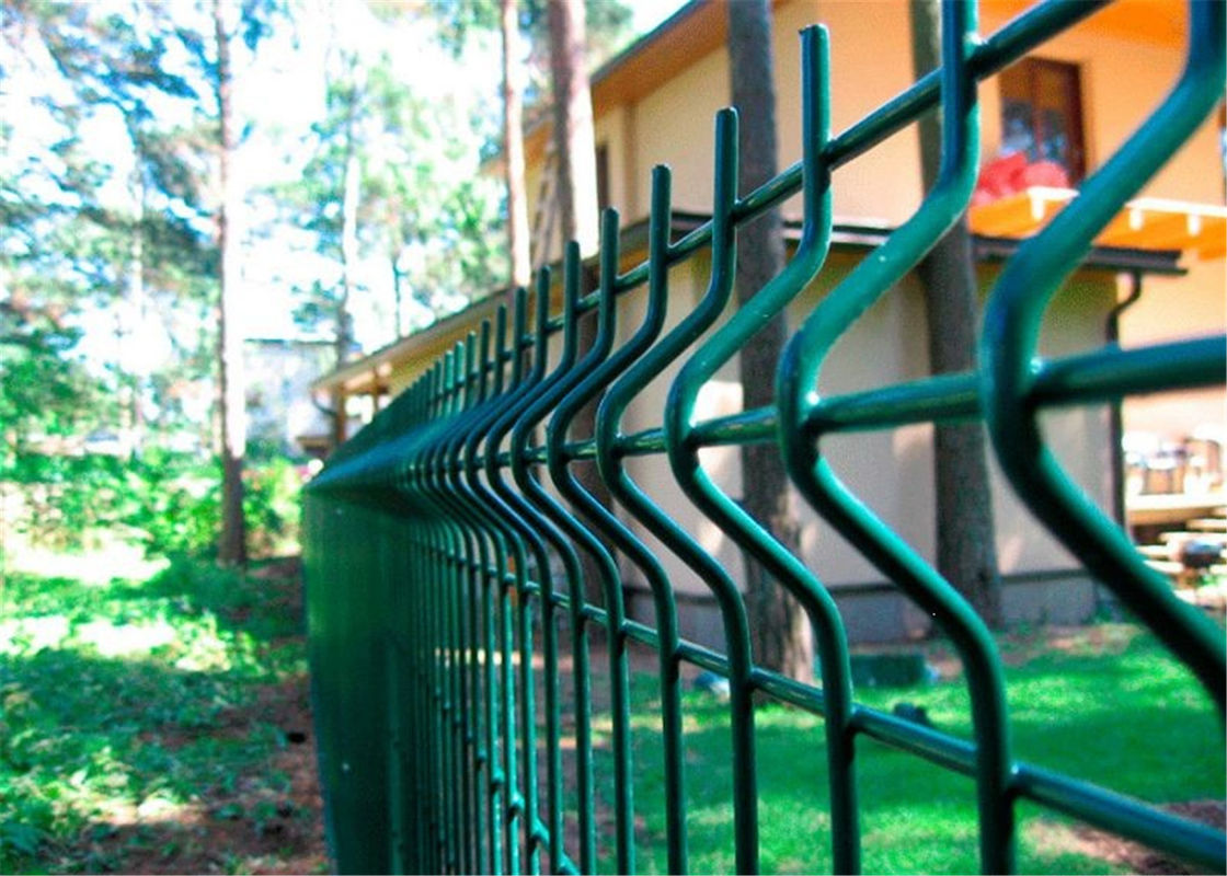 Whosale 3D Mesh Fence Panels For Vladivostok