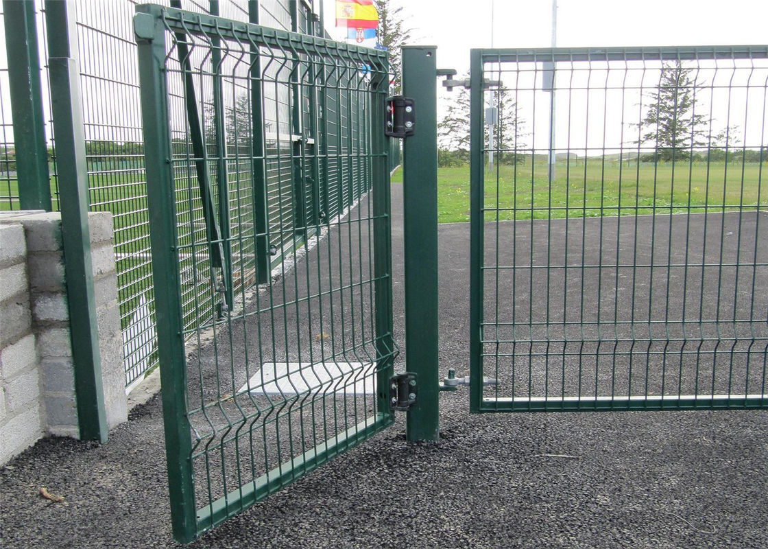 Wire Mesh Fence gates supplier