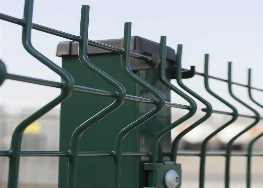 V fold mesh fence panels 1030mm ,1230mm ,1530mm ,1730mm ,2030mm ,2230mm ,2430mm and a 2500mm width meet any circumstance supplier