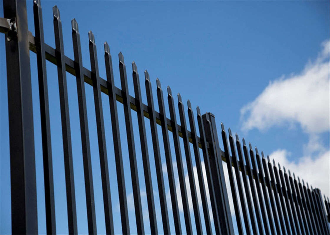 spear top fence ,garrison fence ,hercules fence supplier