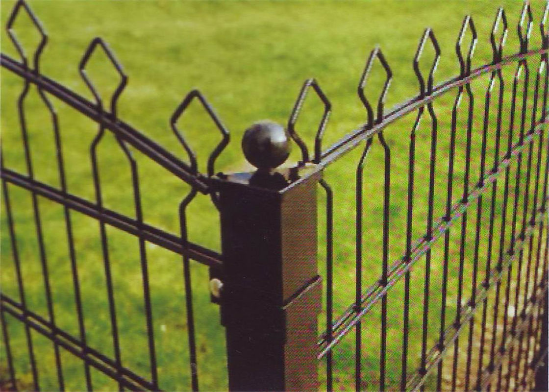 Turkish Decorative Pyramid Fence/Decor Fencing supplier