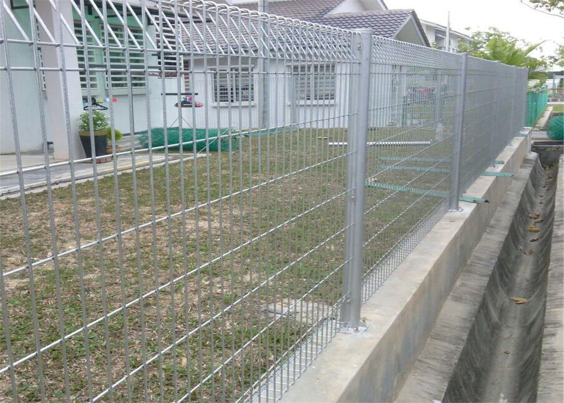 Roll top fence/BRC Mesh fence/Victorian Fence supplier