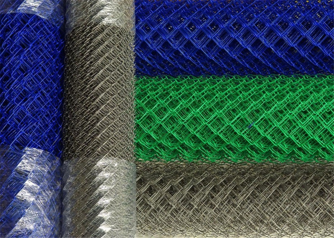 Chain link wire mesh fencing panels supplier