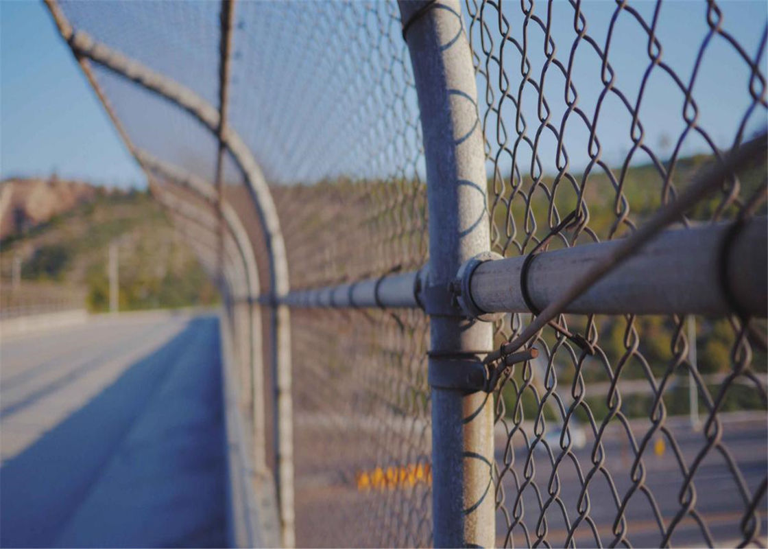 chain mesh cyclone fencing for sale supplier
