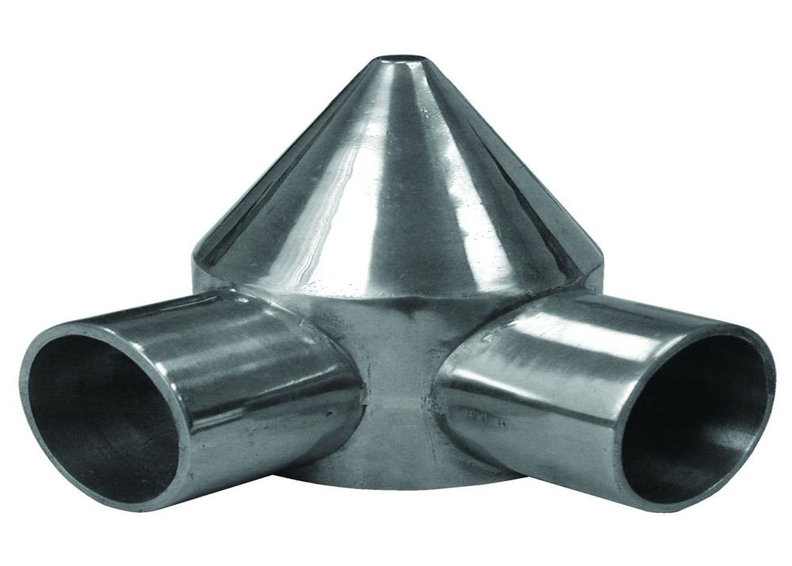 "Bullet Caps Zinc coated Steel Or Aluminimum Made 2-3/8""/2.375""/60.3mm supplier"