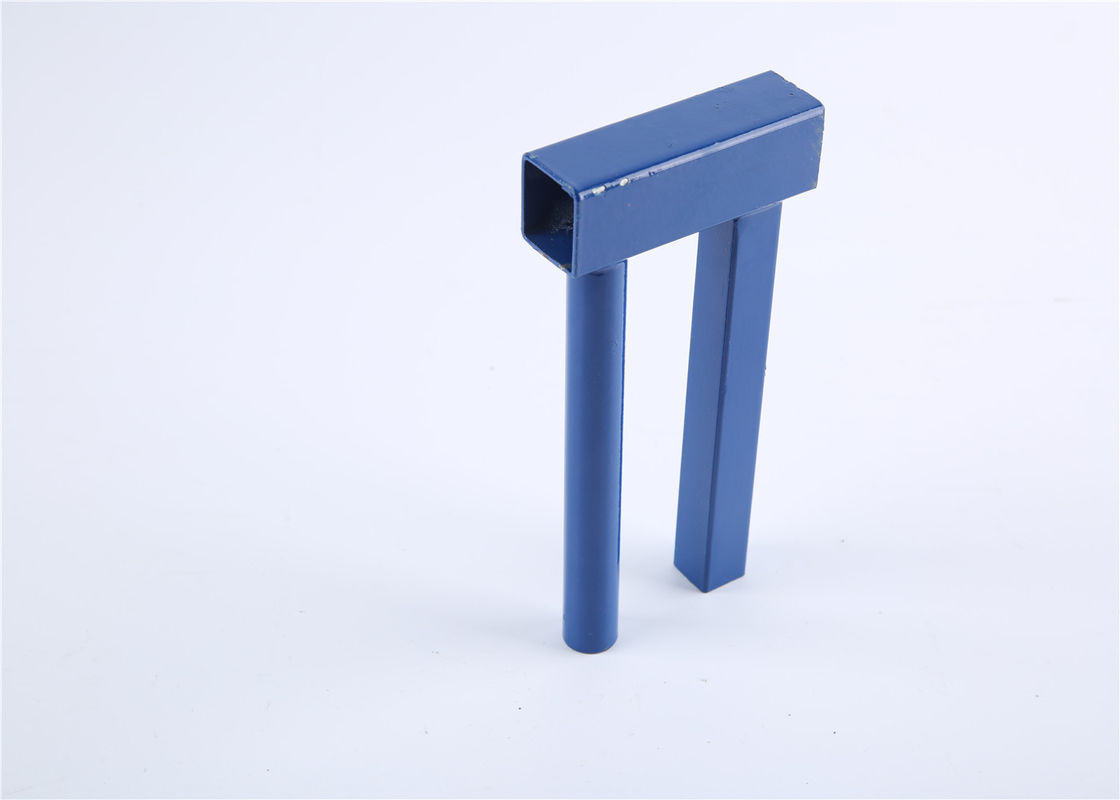 Canadan Temporary Fencing Coupler Dupont Powder Coated supplier