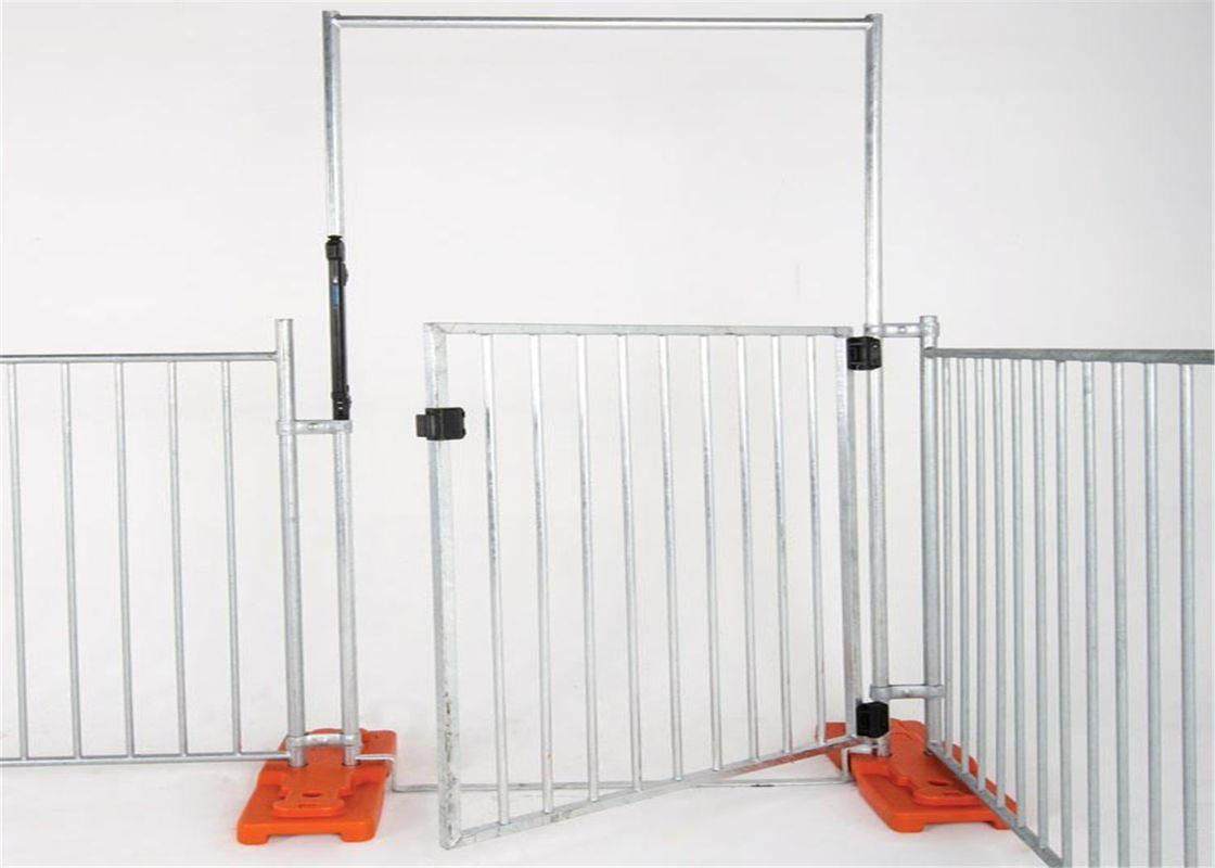 Temporary pool Fencing Panels 1250mm x 2500mm Size Stock items HDG treatment supplier