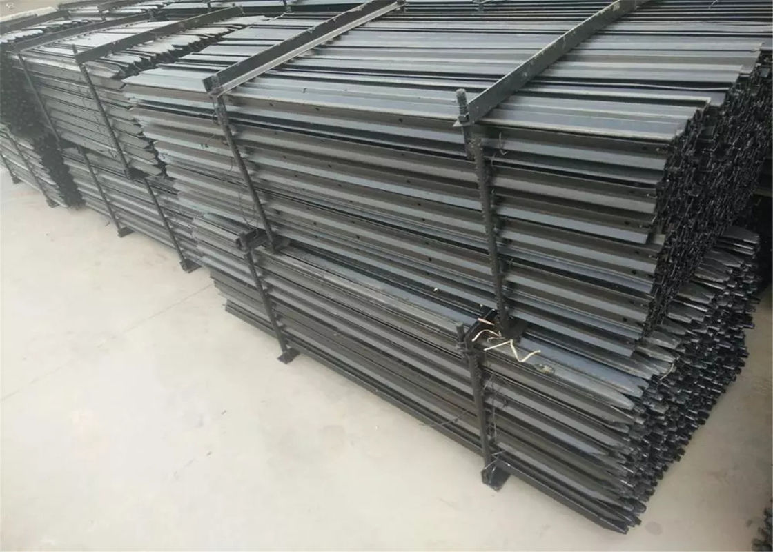 Star Picket 1.58kg x 2100mm for Farm and Temp Fencing Panels supplier