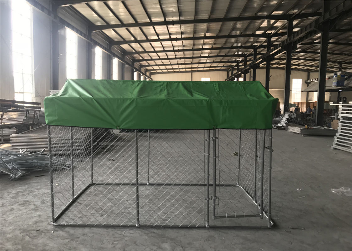 6ft X 13ft X 13ft Super Large Diy Dog Kennel Fencing For