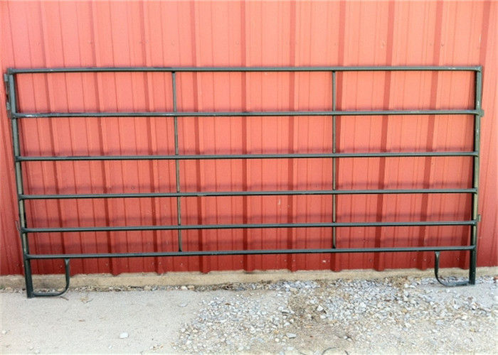 1.5m x 3.6 Hot dip galvanized farm gate fence / horse gate / livestock fence full hdg supplier