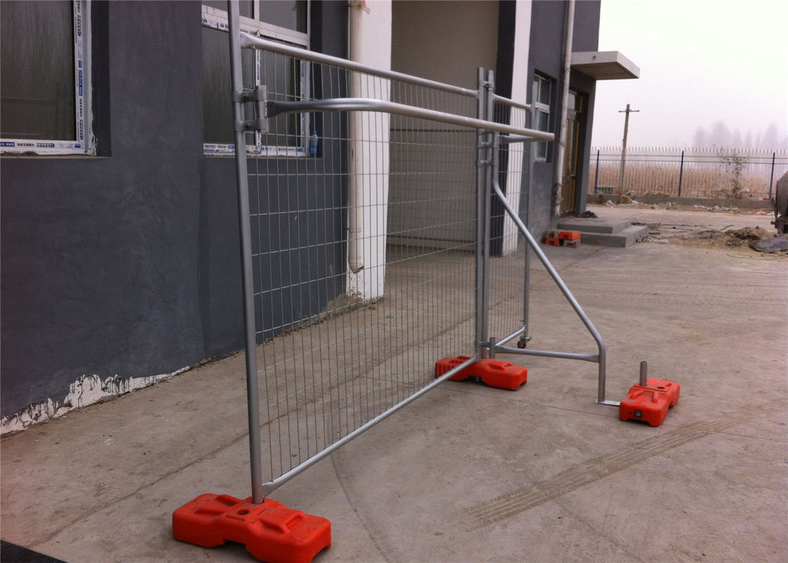 AS4687-2007 and NZS 3750.15 Primer Marine Standard Temporary Horading Fence 2.1mx2.4m supplier