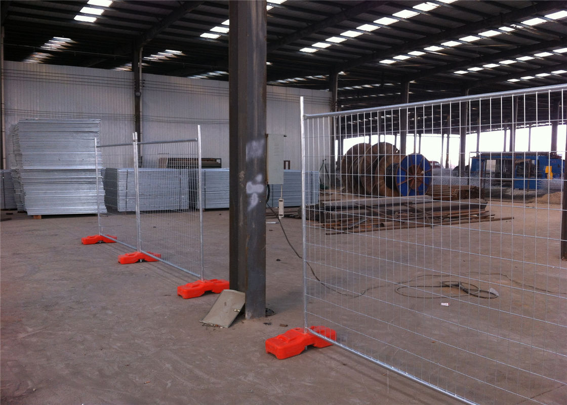 Temporary Fencing Panels NZS3750.15 Marine Standard 2.1mx2.4m OD 32mm x 1.80mm for Coolaroo, VIC, Melbourne Market supplier