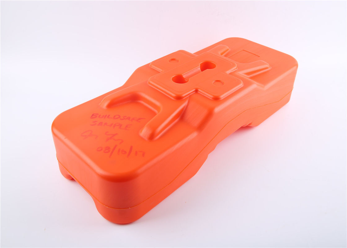 620mm x 230mm x 130mm parallel hole temporary fence HDPE foot UV finished supplier