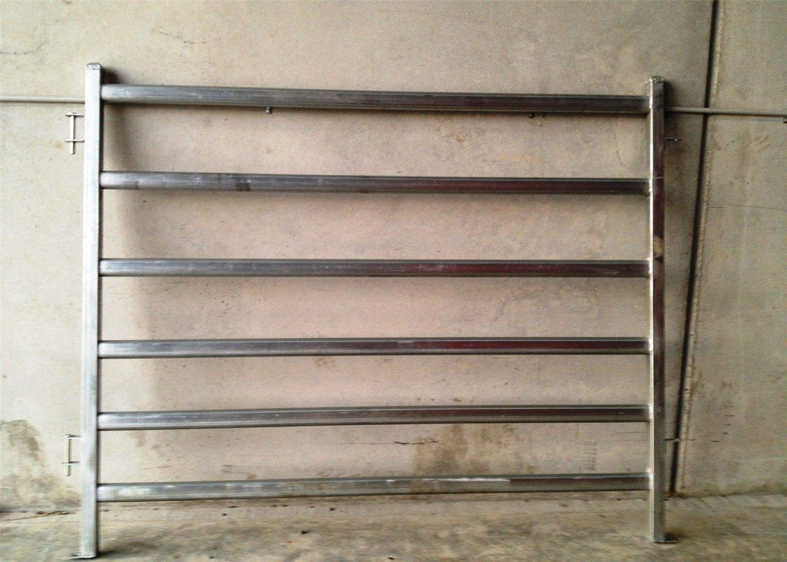 Portable Horse Pens For Sale 40x40 6 Oval Rails Locking