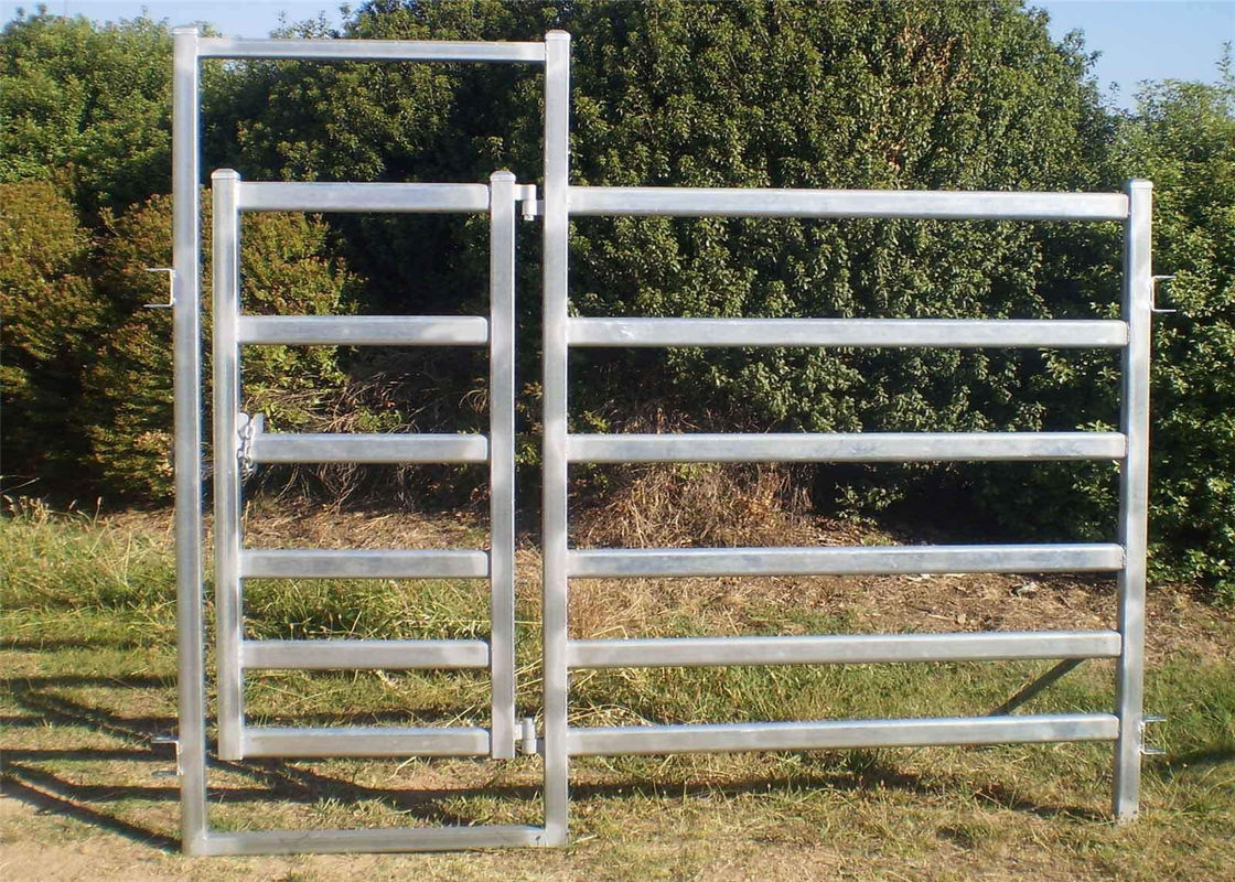 Heavy Duty 30pcs Bundle Heavy Duty Used Cattle Corral Panels For Sale & Gate for Au supplier