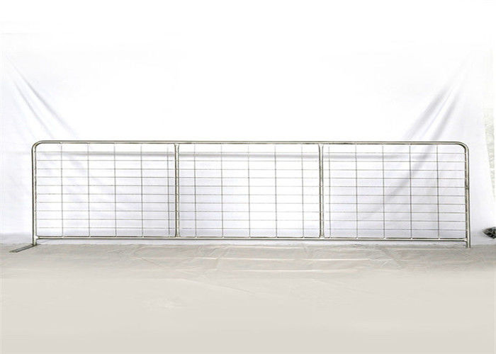 Gate I Stay 10' (3000mm) w/ Graduated mesh - Metal Farm Gates Brisbane supplier