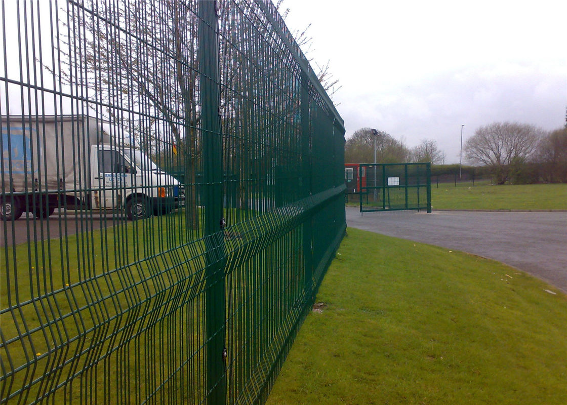Anti - climb ClearVu Security Fence supplier