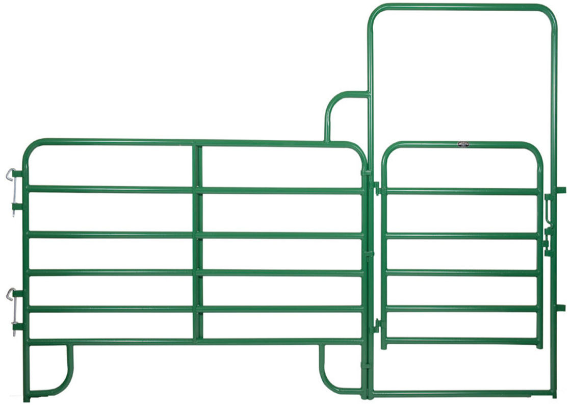 WALKTHROUGH GATE WITH PANEL 93 inches in overall height supplier