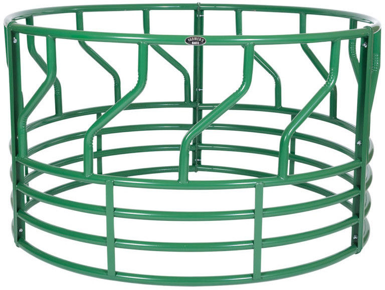 MINIATURE 5-RING ROUND BALE FEEDER supplier