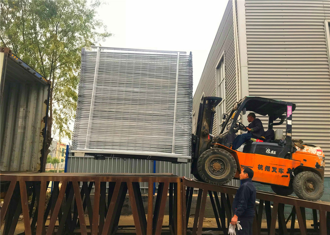 Melbourne Temporary Fencing Panels 2100mm*2400mm supplier