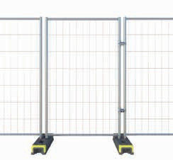 Temporary Fence Gates supplier