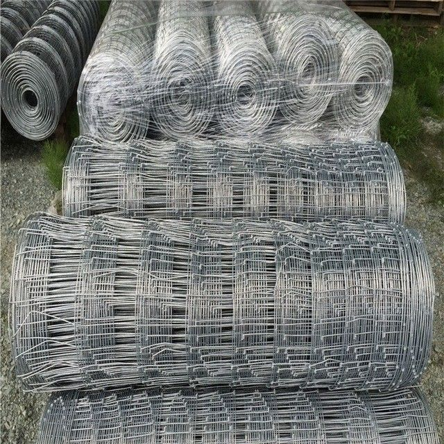 High Tensile 48inch Woven Wire Fencing Livestock Fencing