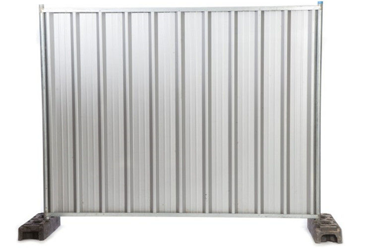 Temporary Hoarding Fence 2.0meter x 2200mm supplier