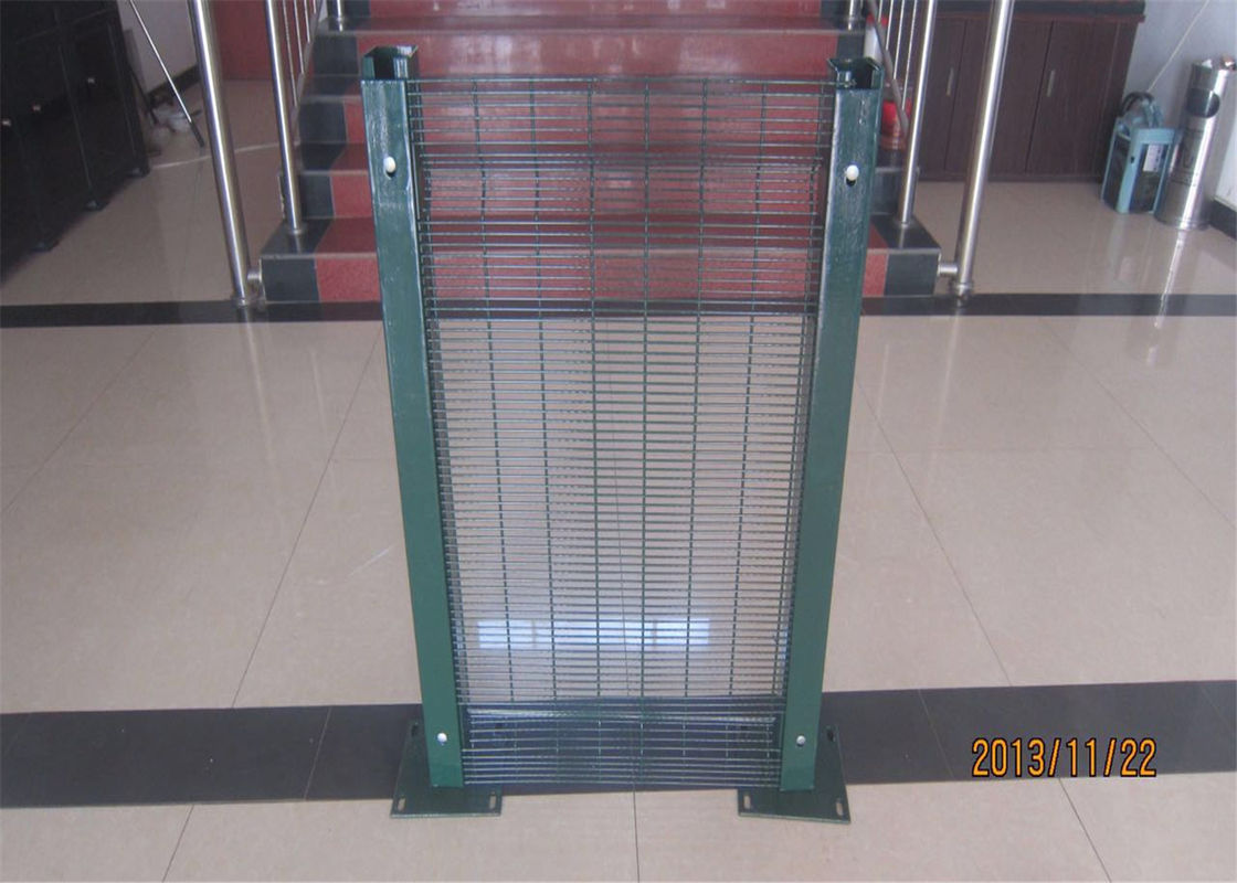 Anti Cut 358 Mesh Fence 12.70mm*76.20mm*3.00mm supplier