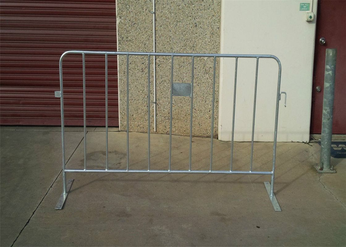 1.1mtrs x 2.3mtrs pedestrian barriers supplier